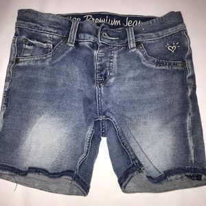 Girls size 12 justice shorts